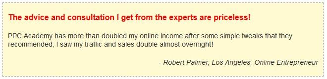 Robert - Ppc review