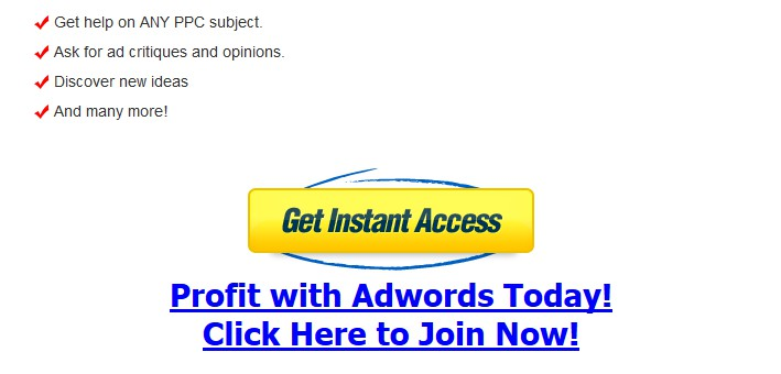 Get instant access for ppc academy