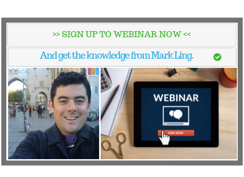 Sign up to webinar now