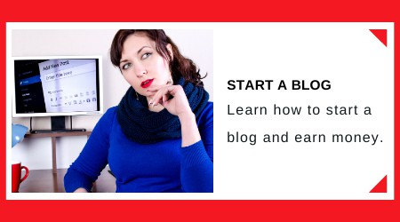 Learn how to start a blog for beginners guide