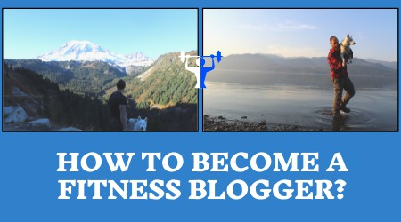 how to become a fitness blogger