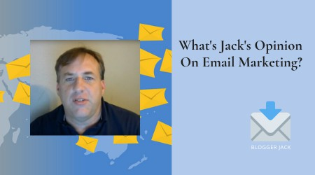 jack and his opinion on email marketing