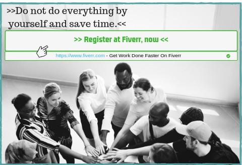 Register at Fiverr