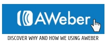 Discover why and how we using aweber