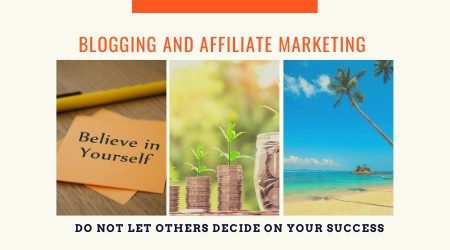 blogging and affiliate marketing