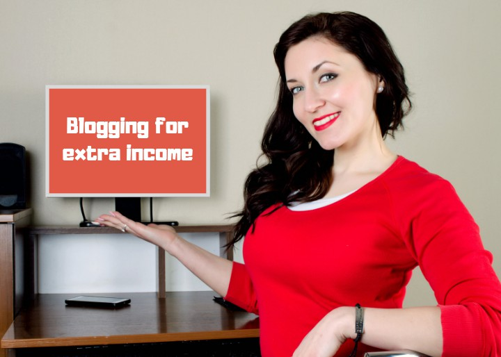 Blogging for extra income