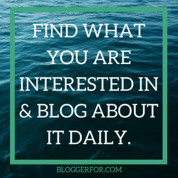 Motivational blogger quotes