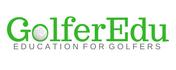 Golf website logo design